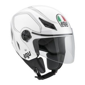 AGV Blade Tab Helmet - White/Gray
