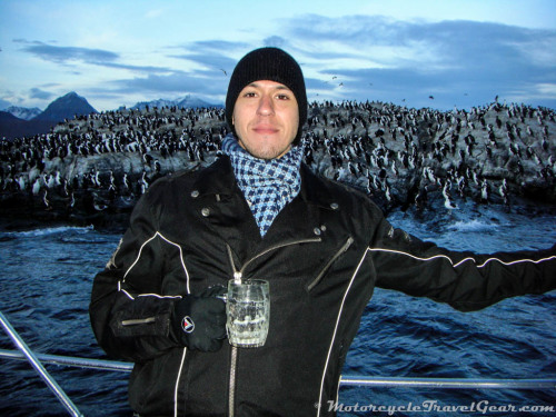 Fieldsheer Drifter 2.0 Jacket and some penguins