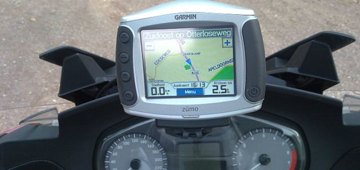 Garmin GPS for Motorcycles