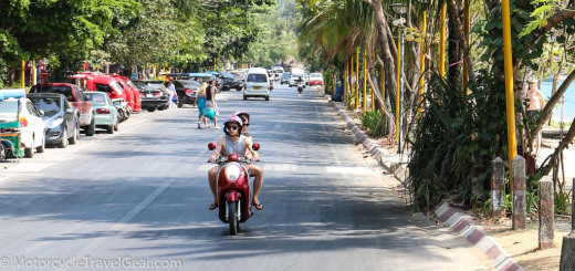 How to Rent a Motorcycle in Thailand