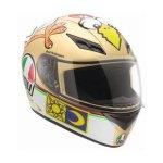 "AGV K3 ""The Chicken"" Helmet"