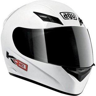 AGV K3 Helmet - White