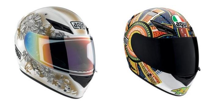 AGV K3 Helmets header