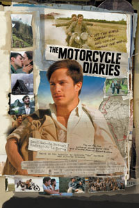 The Motorcycle Diaries Movie Poster