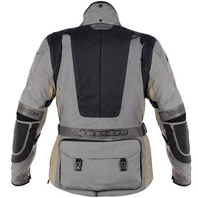 Alpinestars Durban Gore-Tex Jacket Back