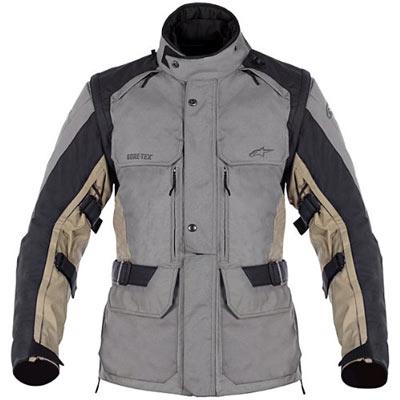 Alpinestars Durban Gore-Tex Jacket Front