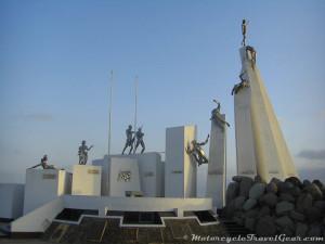 Alto de la Alianza Monument outside Tacna.