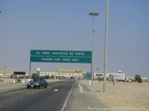 So long, Peru!